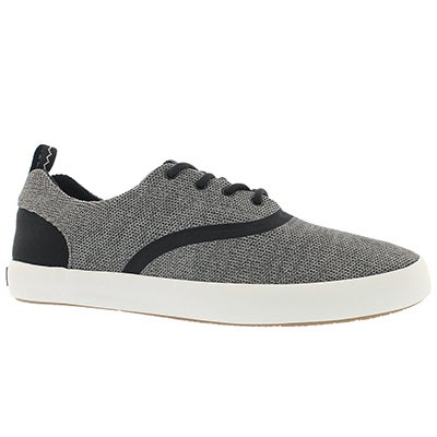 Mns Flex Deck CVO bk/mlt lace up sneaker