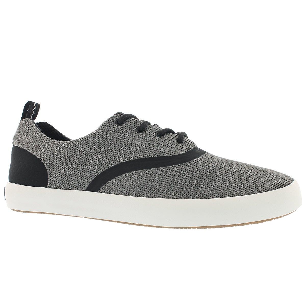 Men's FLEX DECK CVO black/multi lace up sneakers