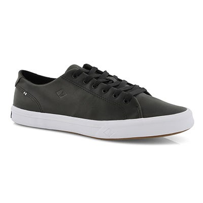 Mns Striper II LTT black lace up sneaker