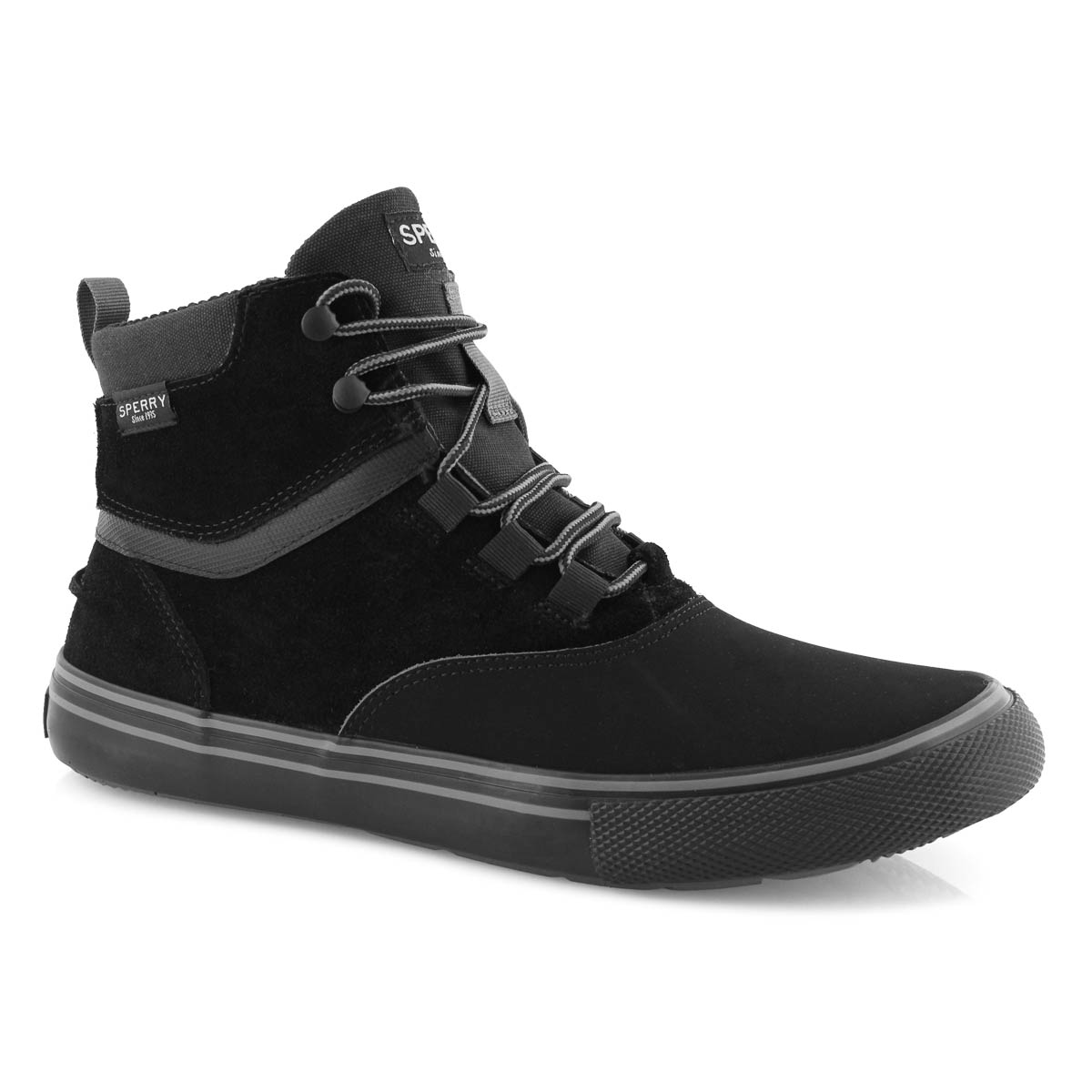 Mns Striper Storm Boot black ankle boot