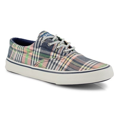 Mns Striper II CVO kick back plaid snk