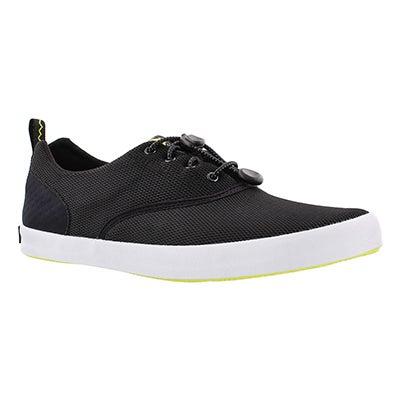 Sperry Men's FLEX DECK black CVO sneakers