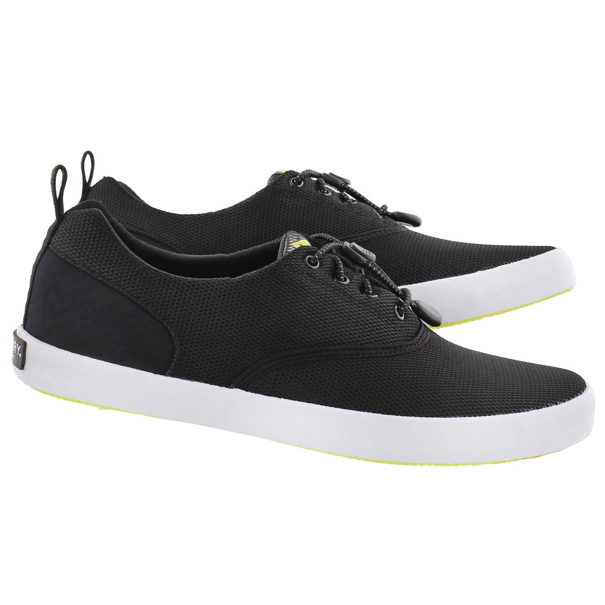 Mns Flex Deck black CVO sneaker