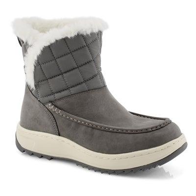 Lds Powder Altona grey wtpf boot