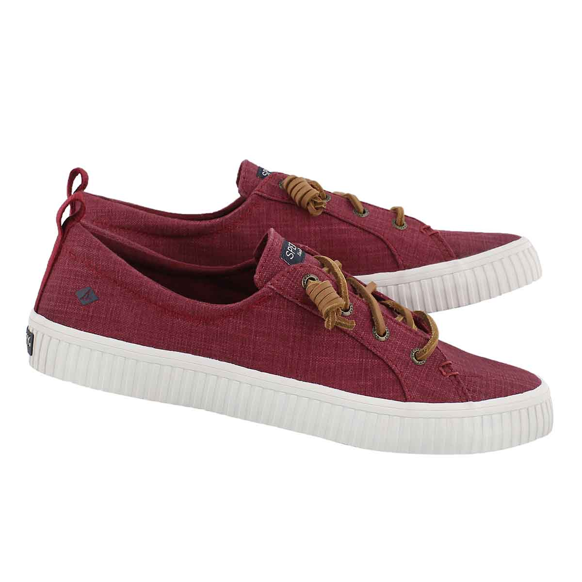 Lds Crest Vibe Creeper rswood snkr