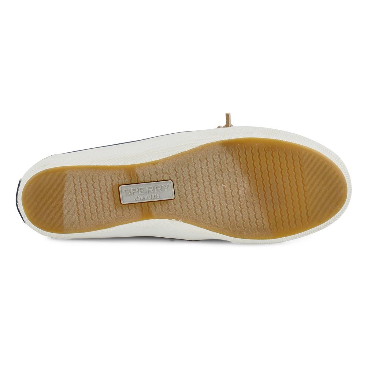 Lds Lounge Away grey boat shoe