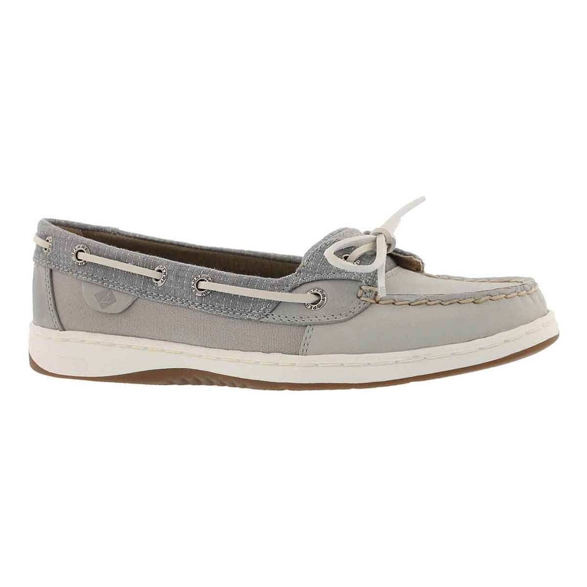 Women's ANGLEFISH TWO TONE vapor boat shoes