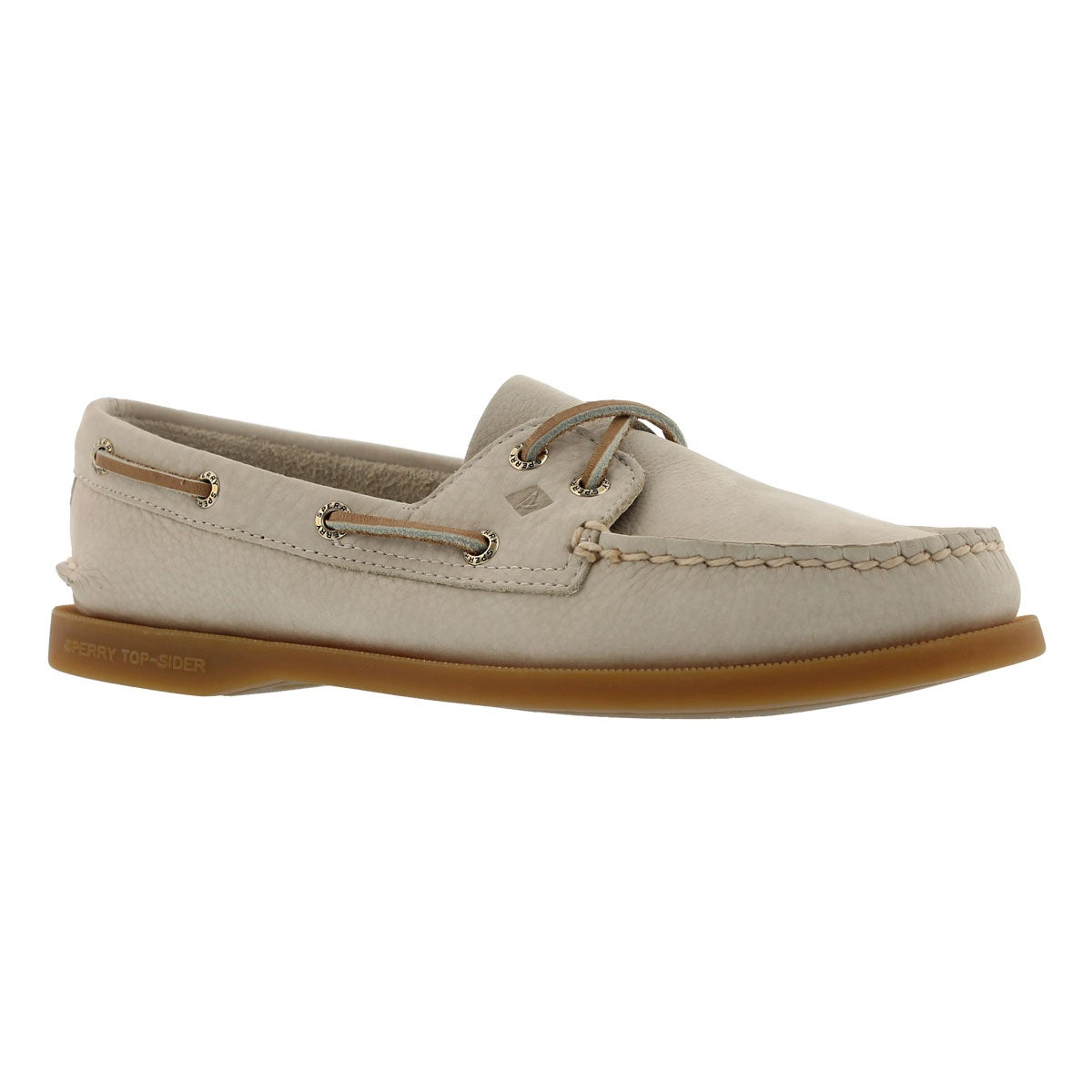 Women's AUTHENTIC ORIGINAL 2-eye sand boat shoes