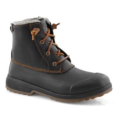 Lds Maritime Repel black winter boots