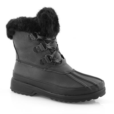 Lds Maritime Winter black winter boot