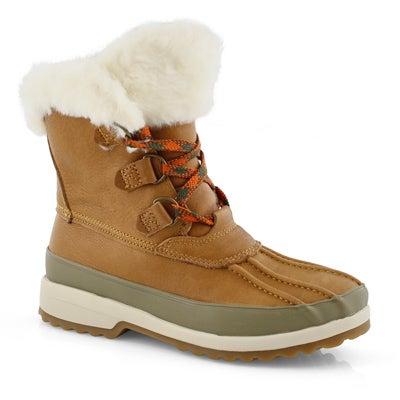 Lds Maritime Winter tan winter boot