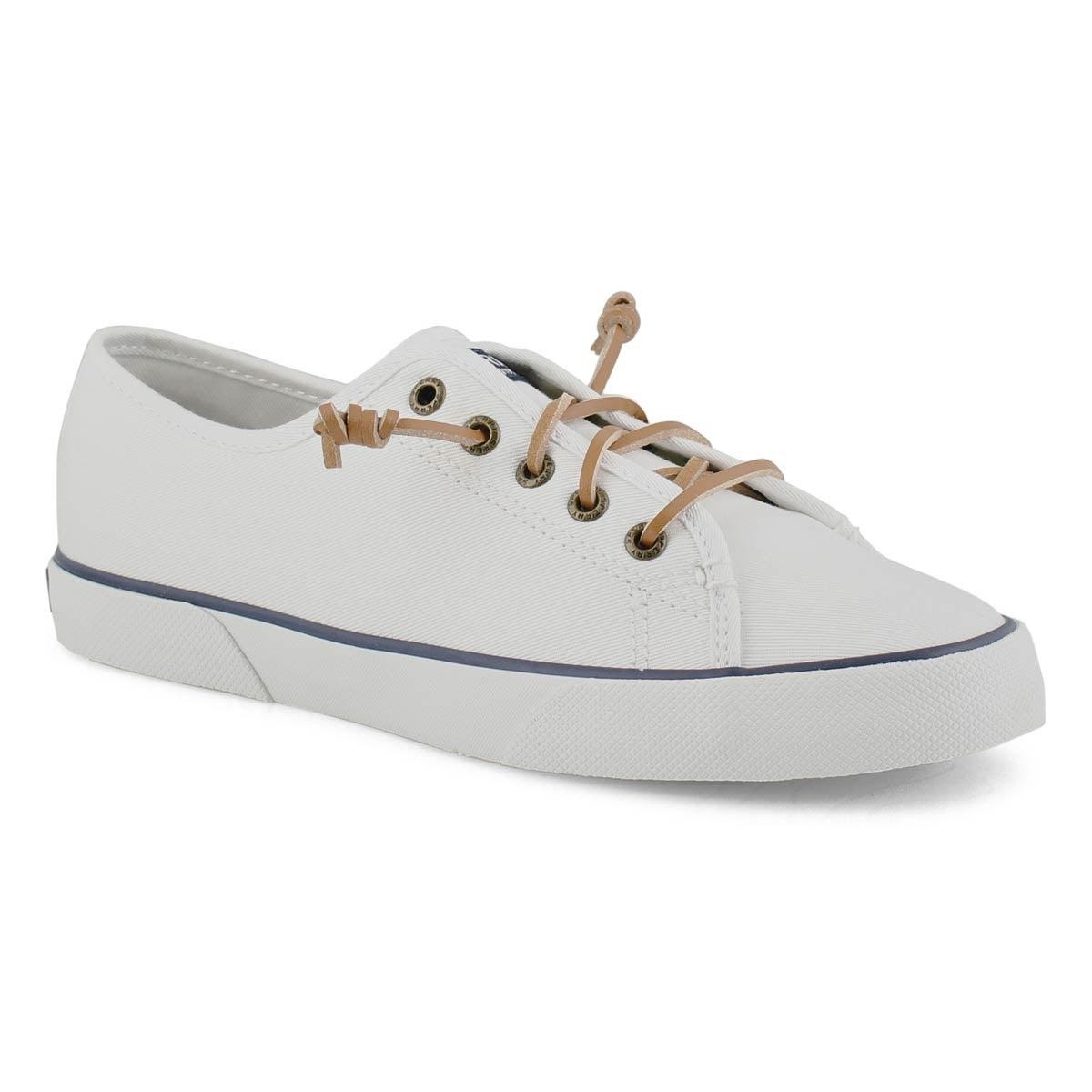 Women's PIER VIEW white sneakers
