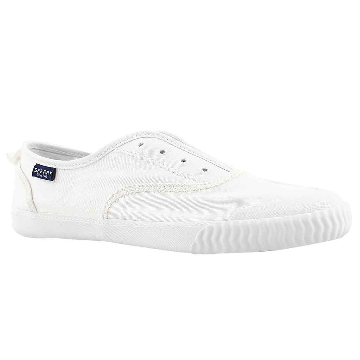 Lds Sayel Clew white wash sneaker
