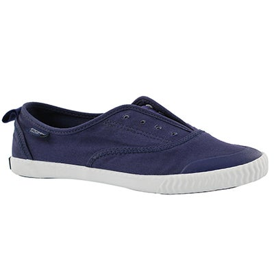 Sperry Women's SAYEL CLEW navy wash sneakers