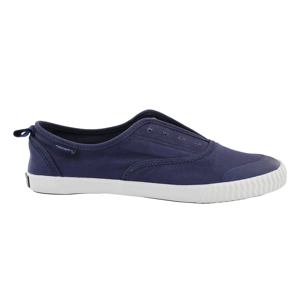 Lds Sayel Clew navy wash sneaker