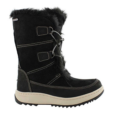 Lds Powder Valley black wtpf boot