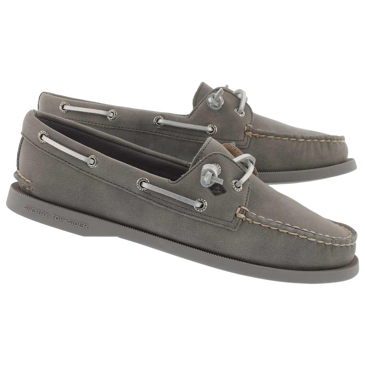 Lds A/O Vida driftwood boat shoe
