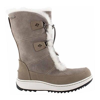 Lds Powder Valley grey wtpf boot