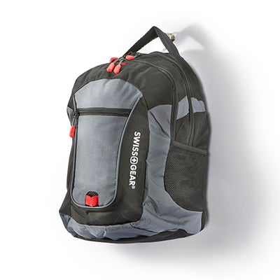 Swiss Gear Men's 2064 Swiss Gear black backpack
