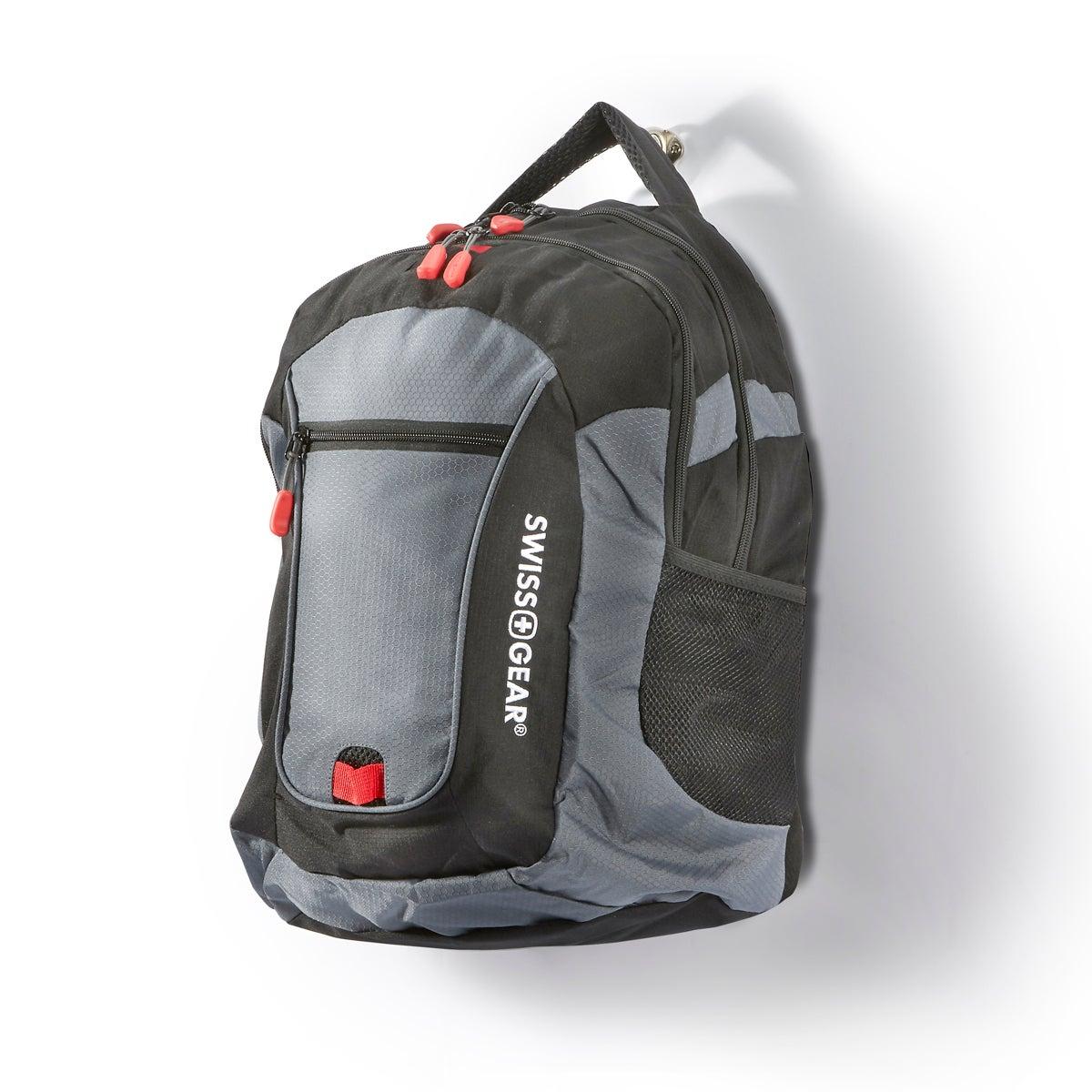 Mns Swiss Gear black backpack