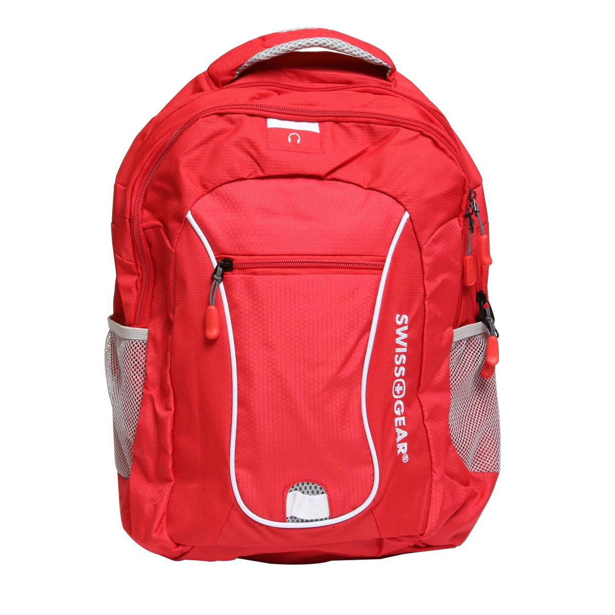 Red Swiss Backpack – TrendBackpack