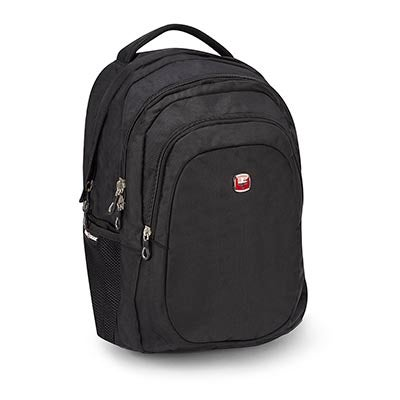 Swiss Gear Unisex 2205R black backpack