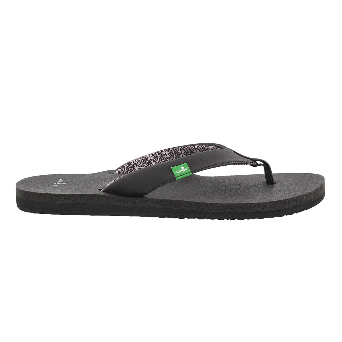 Lds Yoga Zen black flip flop