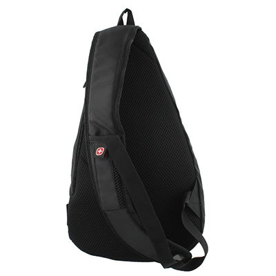 Swiss Gear Unisex Swiss Gear black sling bag