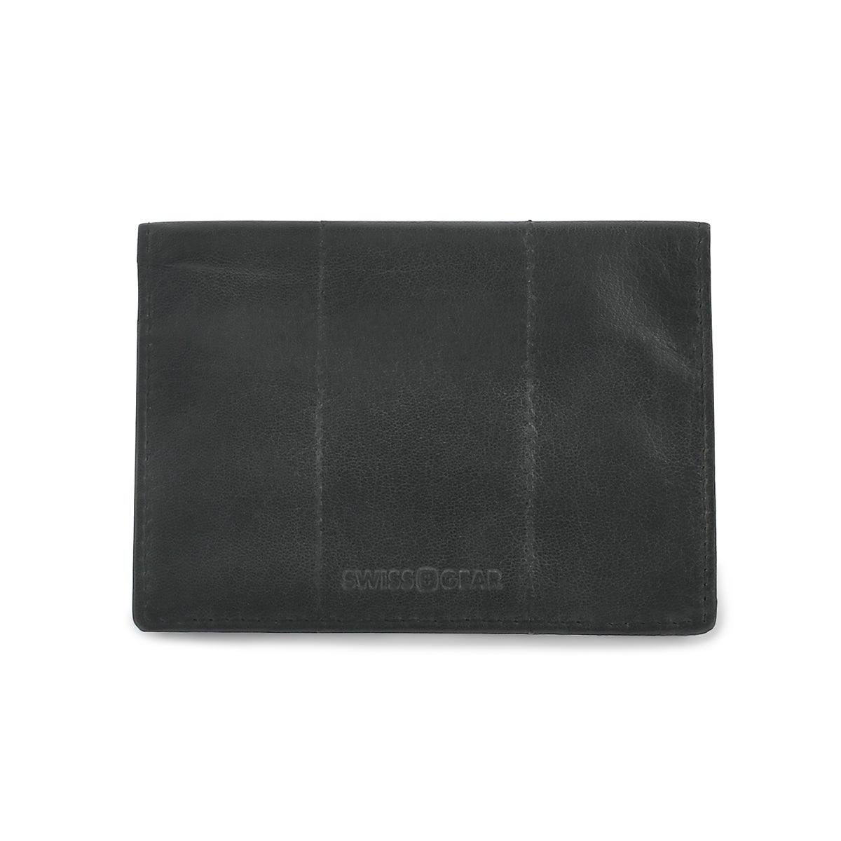 Mns black passport cover