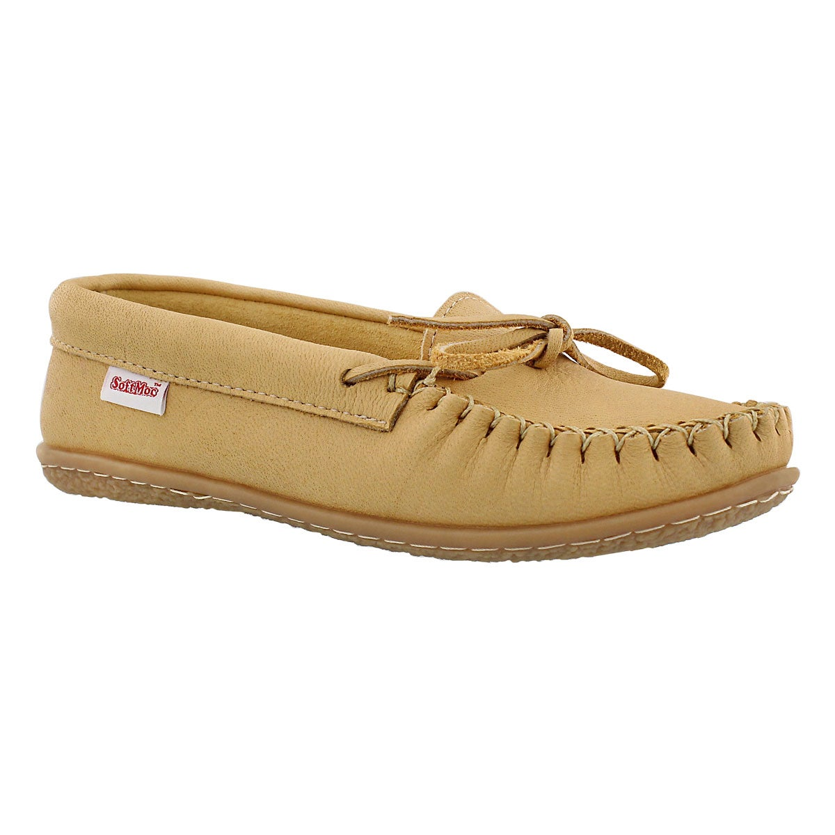 Women's SYLVIE moose unlined moccasins