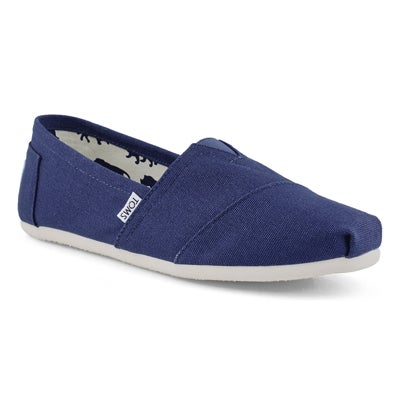 Mns Classic navy casual loafer
