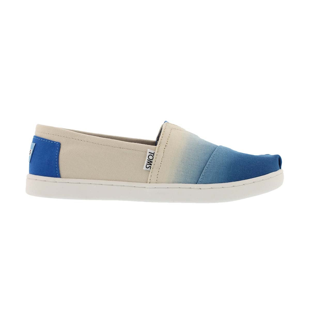Grls Seasonal Classic cobalt loafer