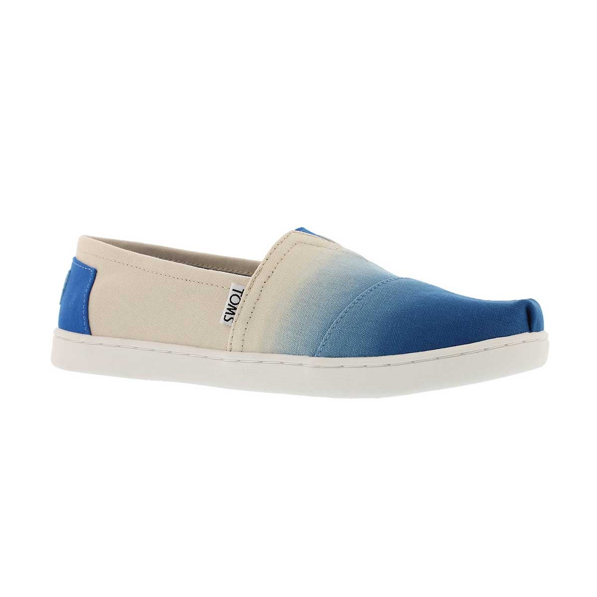 Girls' SEASONAL CLASSIC cobalt loafers