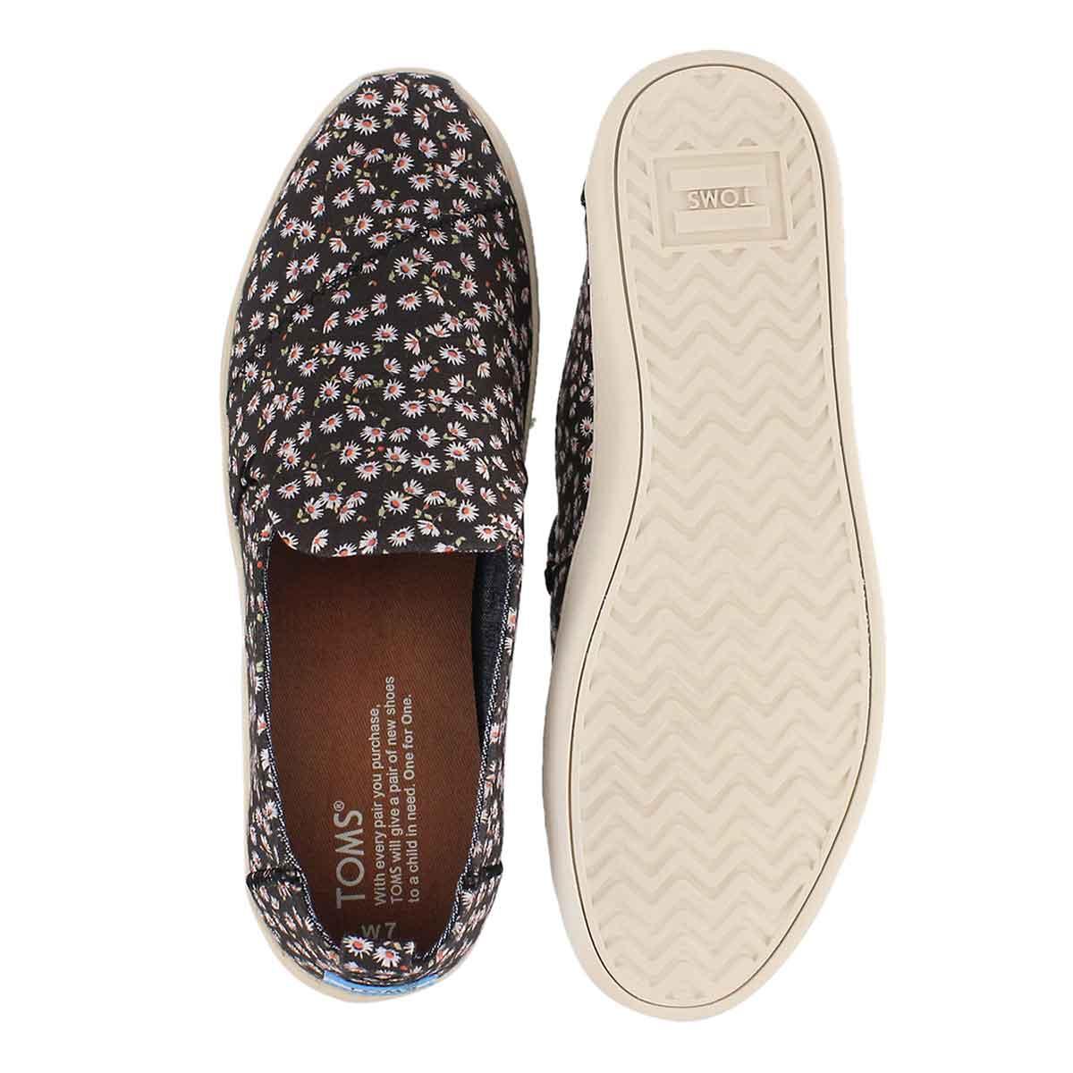 Lds DeconstructedAlpargata bk dsy loafer