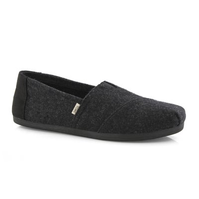 Lds Seasonal Classic black loafer