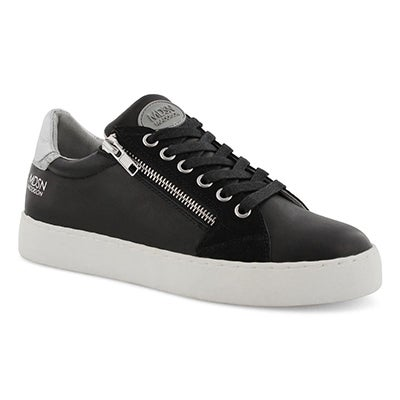 Lds Tabatha black casual sneaker