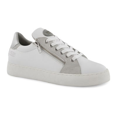 Lds Tabatha white casual sneaker