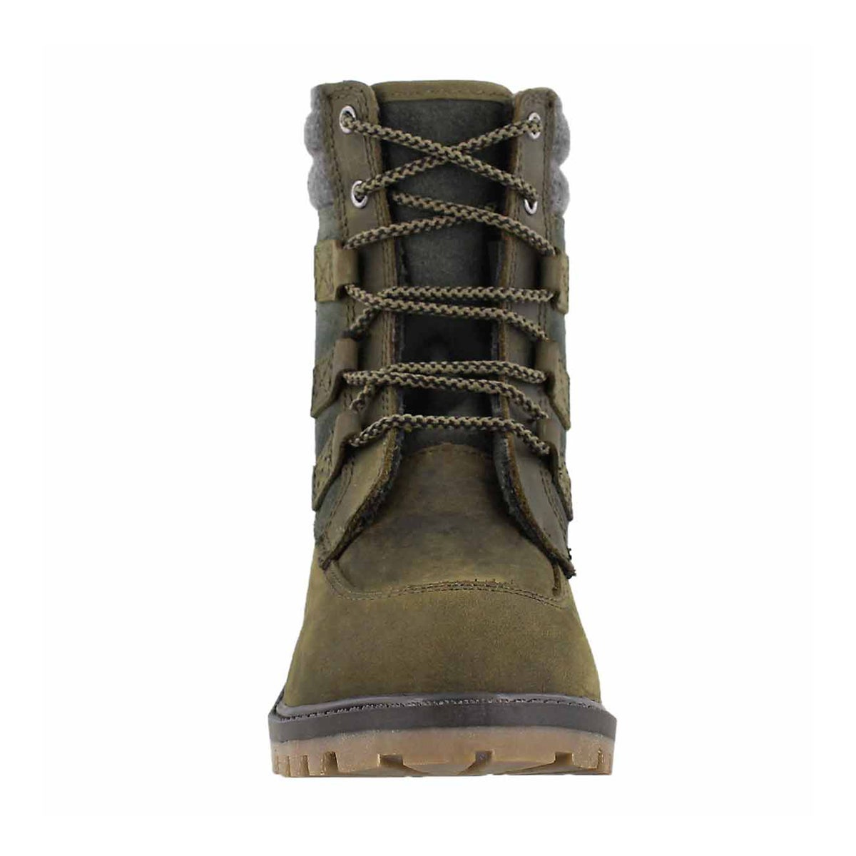 Bys Takodalo olive laceup wp winter boot