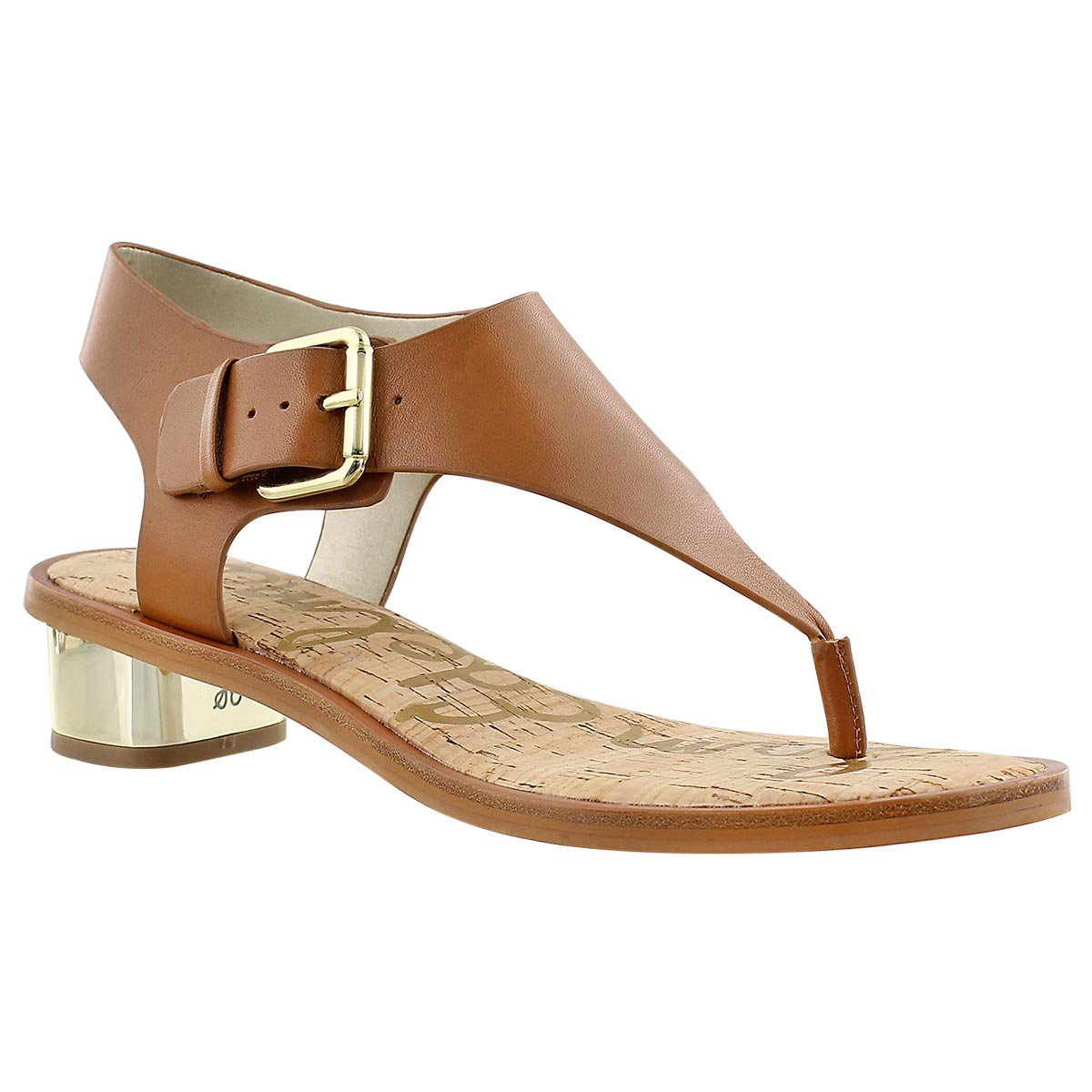 Lds Tallulah saddle casual sandal
