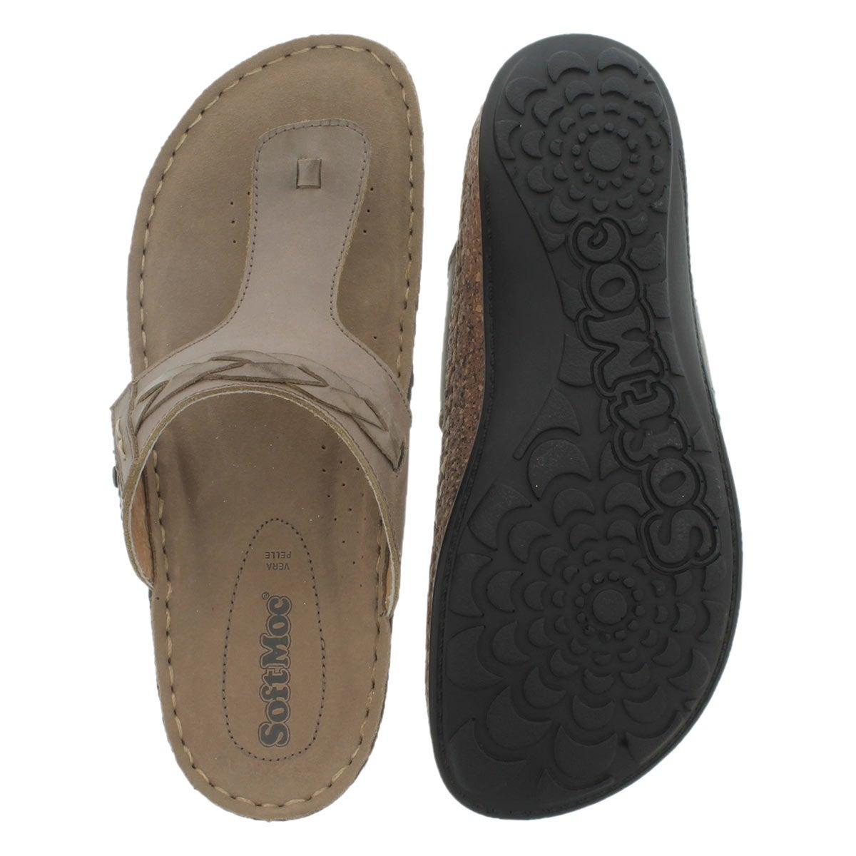 Lds Tari 2 mush memory foam thong sandal