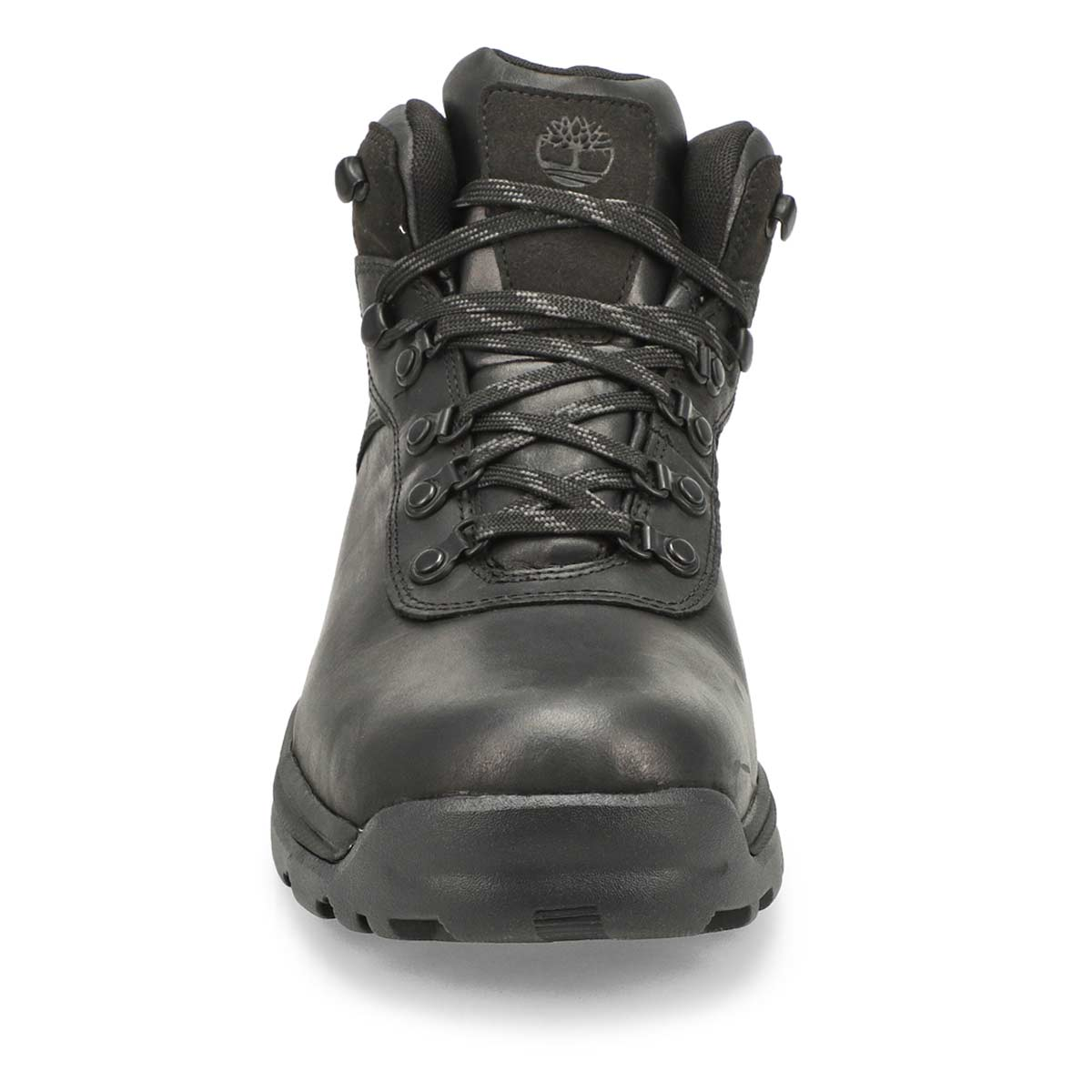 Mns Flume Mid blk wp lace up ankle boot