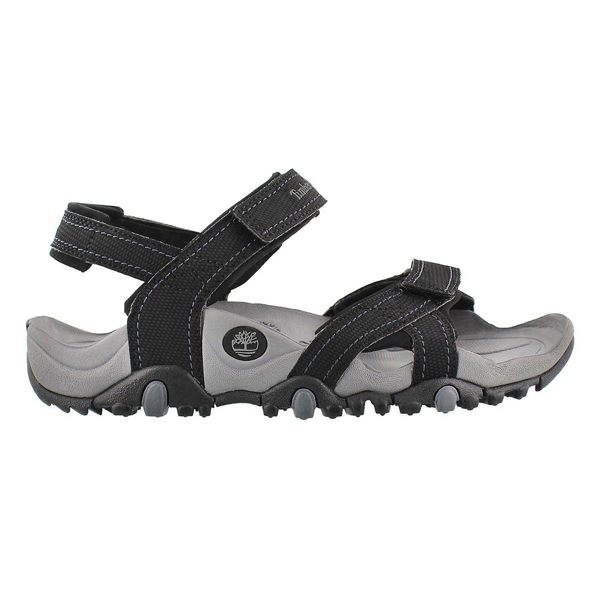 Mns N Granite Trailray blk sport sandal