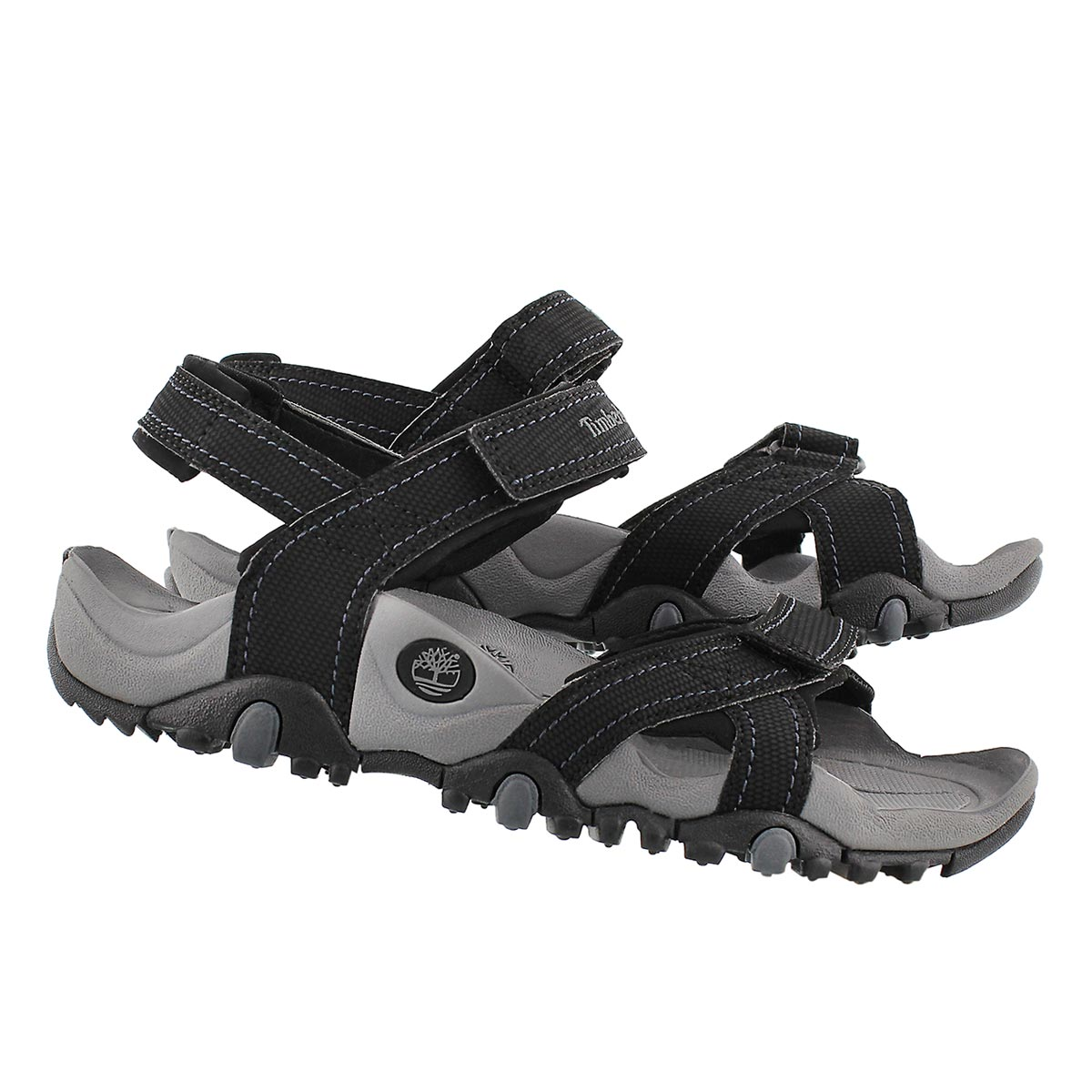 Mns N Granite Trailray blk sport sandal