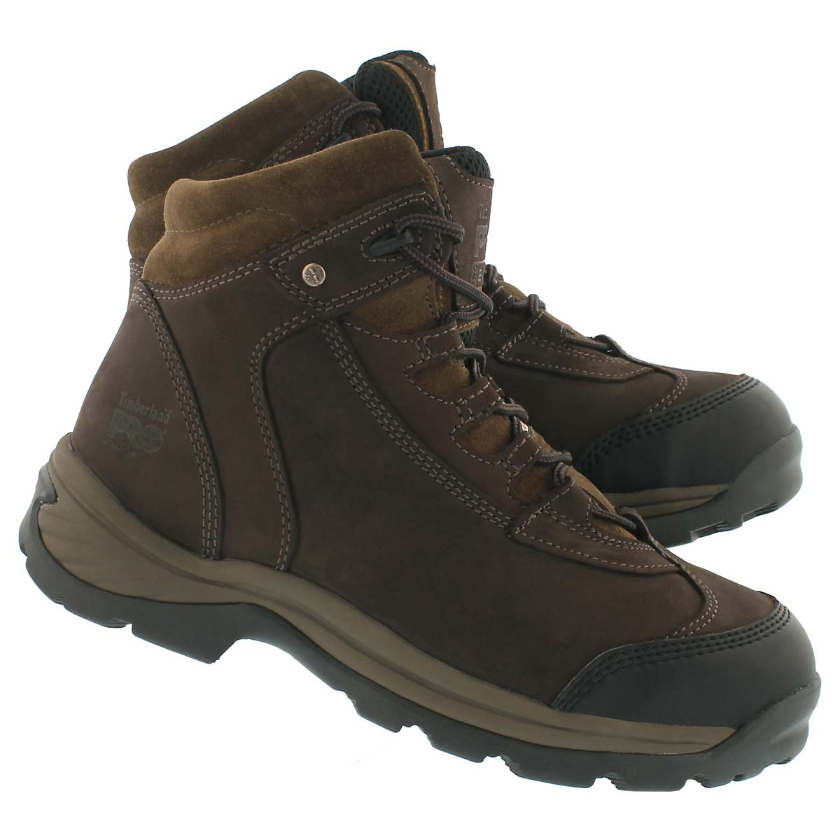 Mns Ratchet chocolate CSA boot