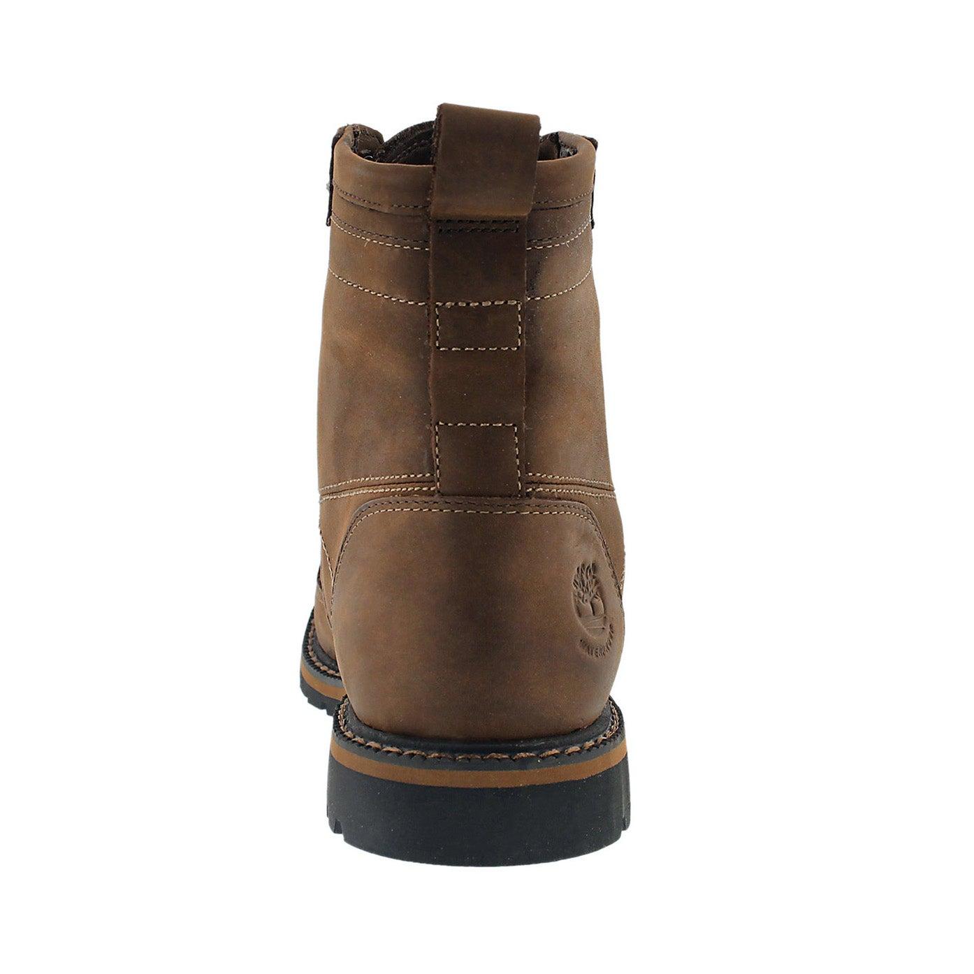 Mns Chestnut Ridge dk brn waterpf boot