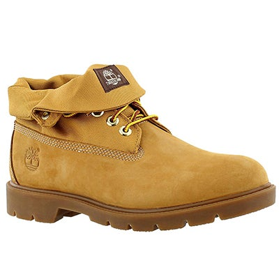 Timberland Men's ICON ROLL-TOP wheat work boots