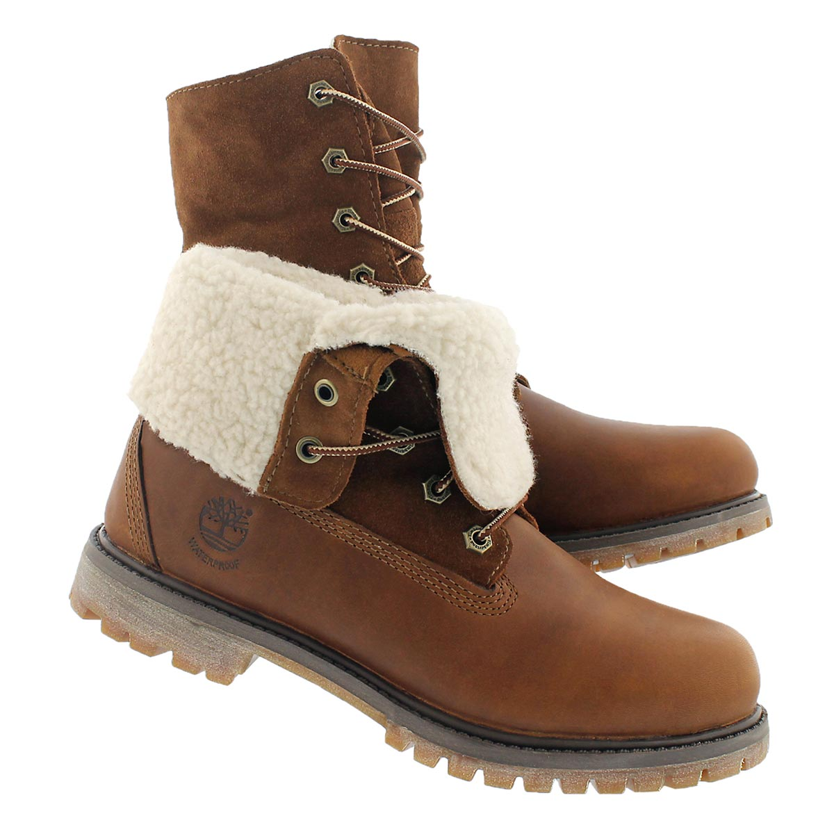 Lds Authentics Teddy tbac fold down boot
