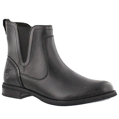 Timberland Women's SAVIN HILL black chelsea boots