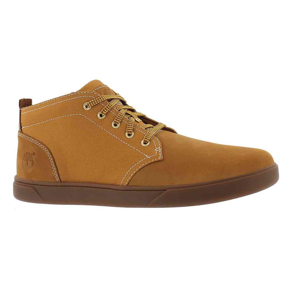 Men's GROVETON wheat chukka boots