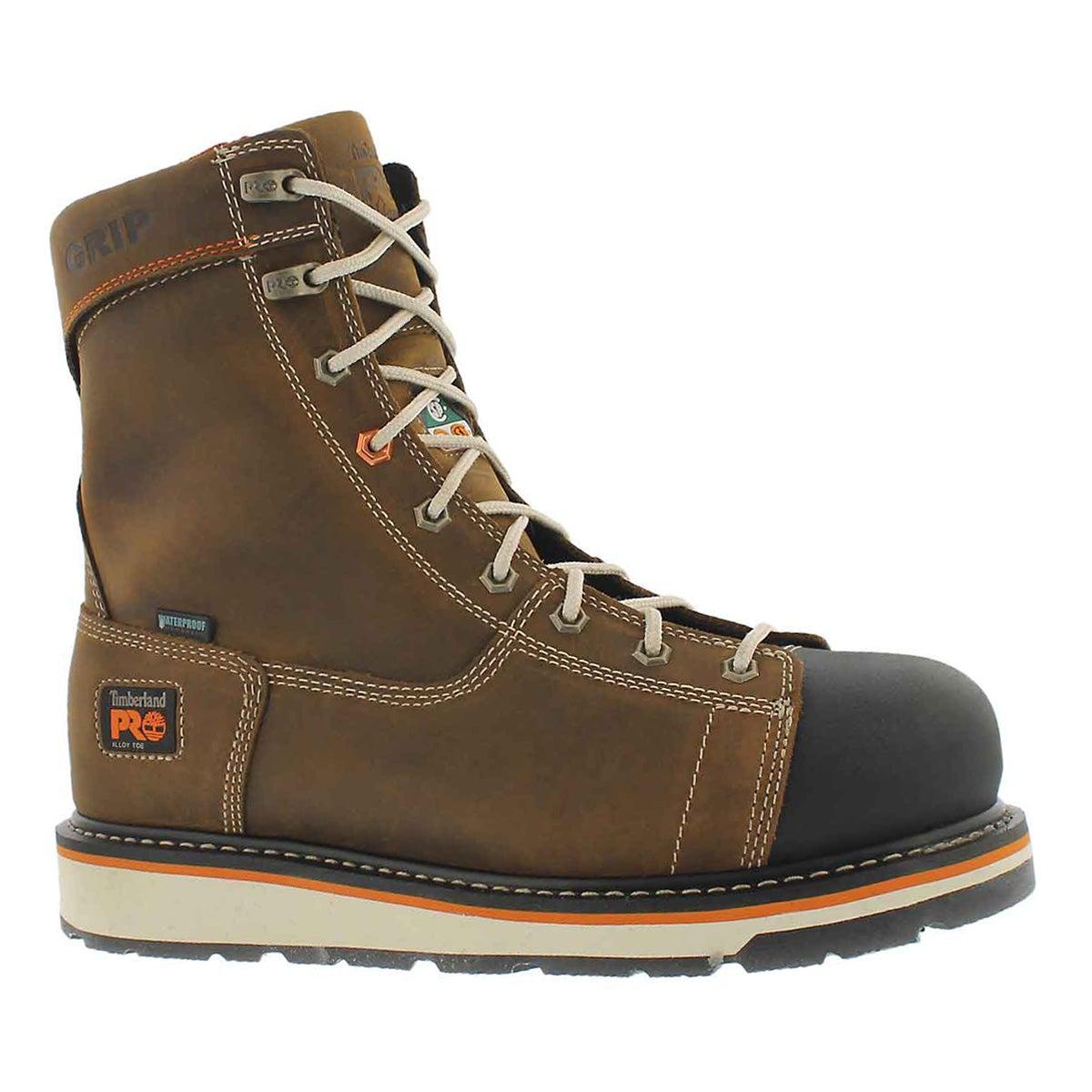 hommes's timberland pro gridworks 6 soft toe work bottes